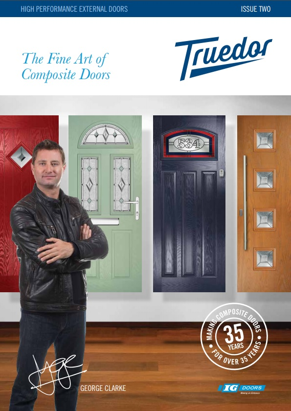 RTruedor Composite Door Brochure