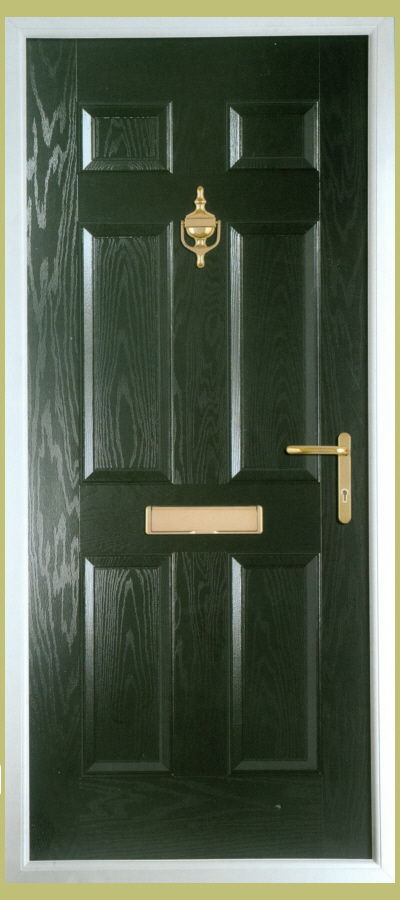 Radiant 0 Composite Door