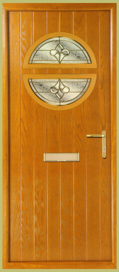 Solitaire 2 Composite Door