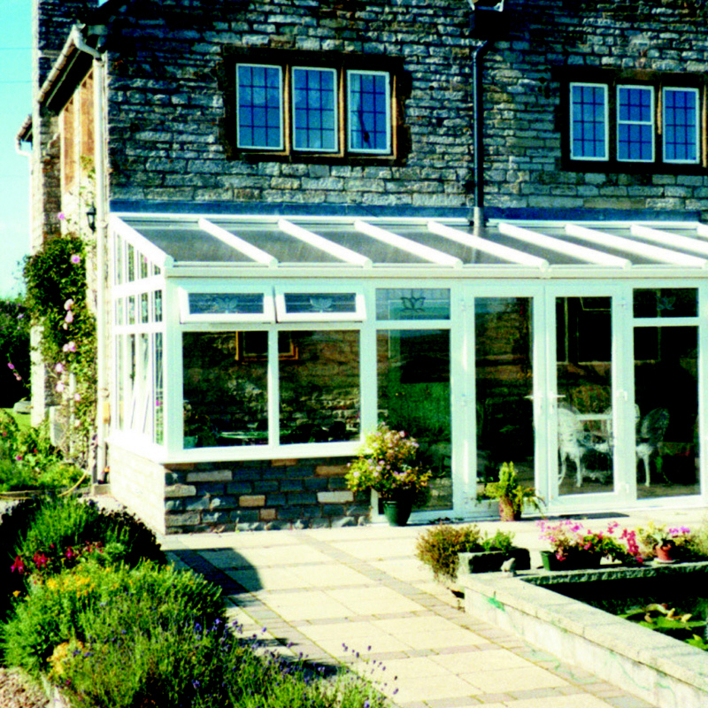 LeanTo Conservatory