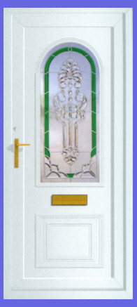 Devon Neptune Emerald Door