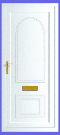 Devon Solid Door