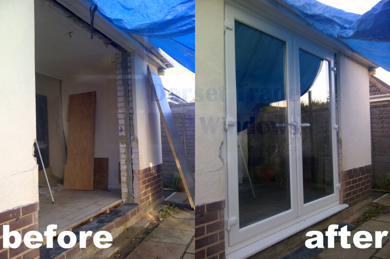 French Doors in Poole