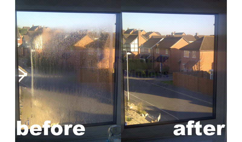 Misted Windows in Poole